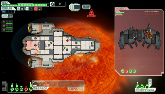 FTL Battle